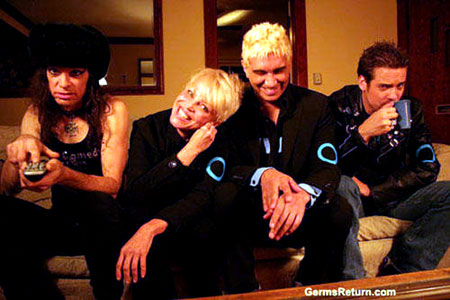 Will success spoil darby crash the germs live at the continental nyc